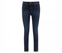 Slim-Fit Jeans aus Baumwoll-Mix