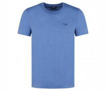 Unifarbenes T-Shirt 'Alphis'