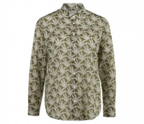 Bluse 'Charlot' mit All-Over Muster