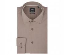 Slim-Fit Hemd 'Santos' aus Baumwolle