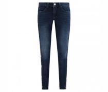 Slim-Fit Jeans 'Dream Skinny' mit Gallonstreifen