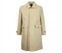 Mantel 'car coat' aus Baumwolle