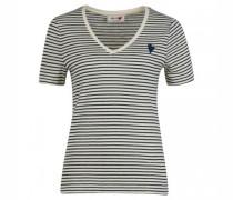 T-Shirt 'Kenia' mit Streifendesign