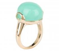 Ring 'Alba' mit Zierstein