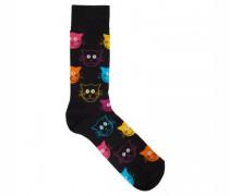 Socken mit All-Over Muster