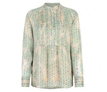 Bluse 'Ofelia L' mit All-Over Muster