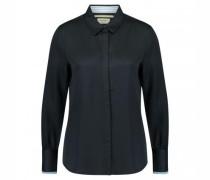 Regular-fit Bluse aus Viskose