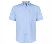 Modern-Fit Hemd mit Kurzarm