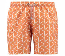Badehose mit all-over Print