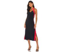 Scarlet Halter Kleid