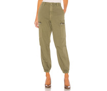 Twill Cargohose in Lost