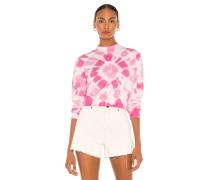 Krawatte Dye Crop Sweatshirt