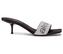 Jessie Mid Heel Slide