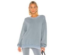Brooklyn Oversized Rundhalspullovershirt