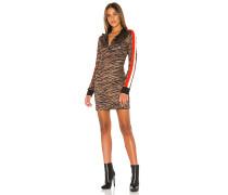 Tiger Track Kleid