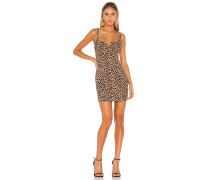 Leopard Constance Kleid