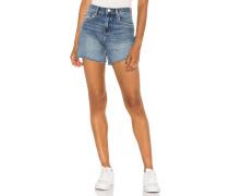 Indigo Jeans Mom Short