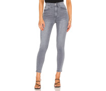 High-Rise-Jeans