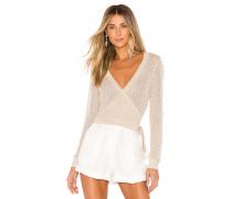 Laurel Wrap Pullover