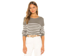 Bonfire Ribbed Pullover Top