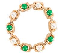 Links Pearl Armband