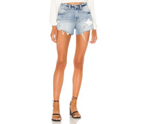 The Barrow Vintage High Rise Jeansshort in Stupid