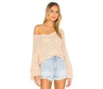 Coconut V-Ausschnitt Pullover
