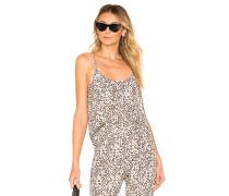 Lunar Leopard Silk Cami