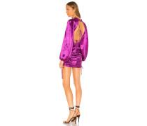 Lennox Metallic Kleid