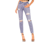 Karolina High-Rise Skinny Crop Jean