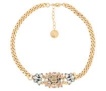 Crystal Cluster Halsband
