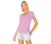 Modal Spandex Rib Tshirt