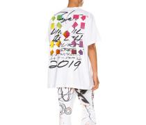 Futura Alien Tshirt