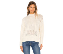 Thea Distressed Pullover
