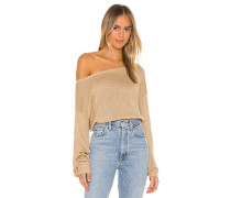 Jennifer Off Shoulder Pullover