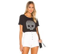 Edda Nailher Skull Vintage Tshirt