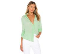 Light Weight Jersey Buttondown Top