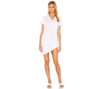 Kurzarm Polo Kleid