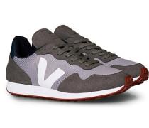 SDU Vegan Running Sneaker Silver White Nautico