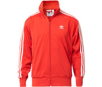 Firebird Full Zip Pullover Red