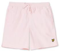 Plain Badeshort Pink