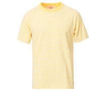 Callac Striped Tshirt Yellow