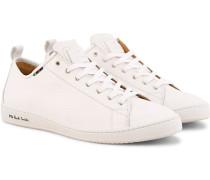 Miyata Ledersneaker White