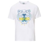 Tiger Tshirt White