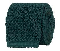 Stricked Silk 6.5 cm Krawatte Green