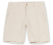 Crown Leinenshorts Oat