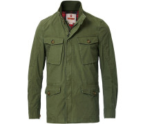 Iconic Wash Feldjacke Army