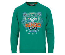 Tiger Classic Sweatshirt Green