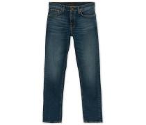 Steady Eddie II Organic Jeans Dark Classic