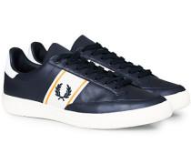 B3 Ledersneaker Navy